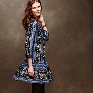 Anthropologie/Holding Horse Winter Moon TunicDress