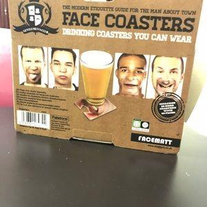 Face coasters