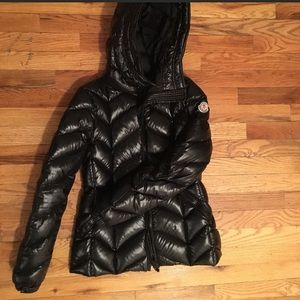 Moncler Badette coat. great condition. Size 1