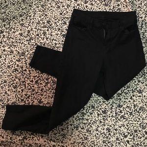 BDG Black High Waisted Jeans