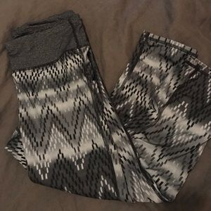 gap fit crop leggings