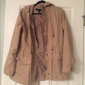 Utility Jacket-tan