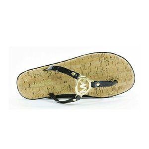 Michael Kors MK Charm Jelly Thong Sandal