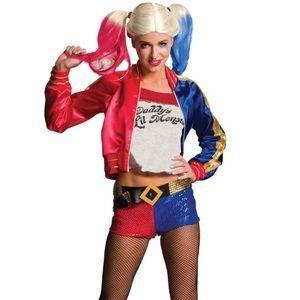 Harley Quinn adult Halloween costume