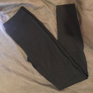 madewell black leggings