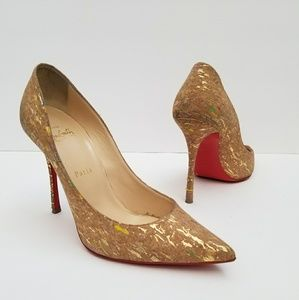 Authentic Christian Louboutins Heels