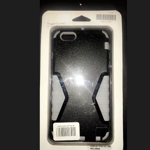 Other - iPhone 6 Plus case hard duty like new