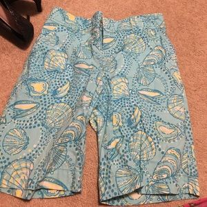 Lilly Pulitzer resort fit chipper shorts
