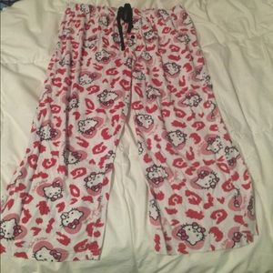Authentic Hello Kitty pj pants