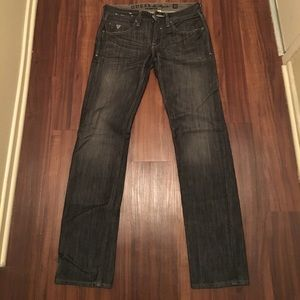 Guess Premium Slim Straight Jeans