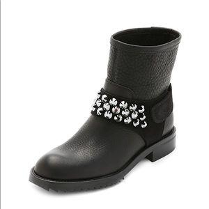 Pedro Garcia Kian Crystal Studded Boot