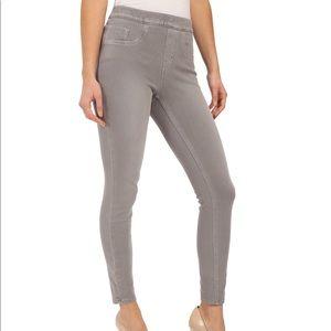 Spanx gray skinny leggings