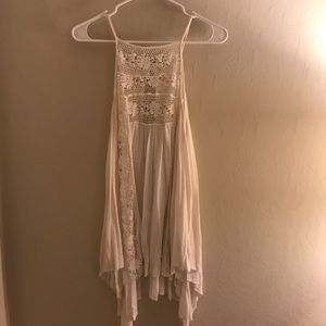 Open Back Free People Dress