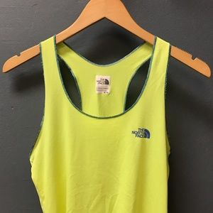 The North Face Neon Workout Tank