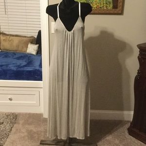 Victoria's Secret Gown- Grey, Size Large