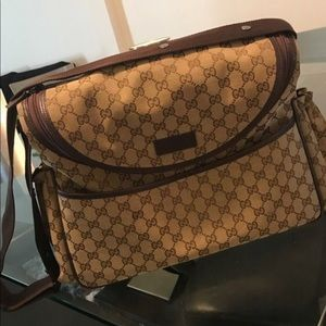 Gucci Baby Bag