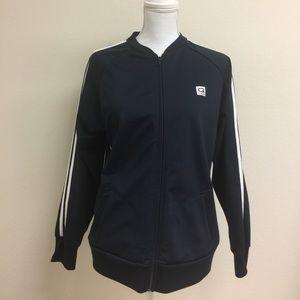 EUC Gap navy track jacket