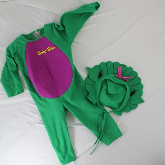 Childrens Barney Baby Bop Halloween Costume : baby bop costume toddler  - Germanpascual.Com