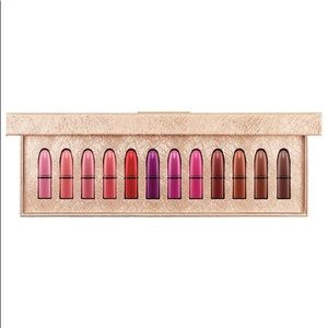 Mac Snowball lipsticks set
