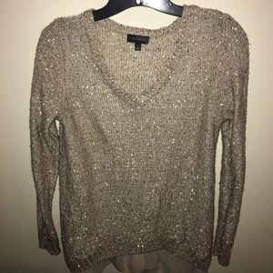 Vintage sparkly sweater from the limited