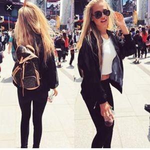 Adidas X Rita Ora White Smoke Track Jacket