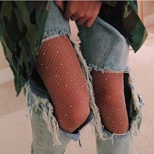 Pants - 🌹Rhinestone Tights🌹