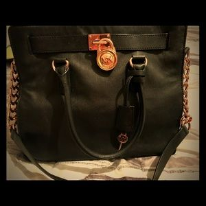 Micheal Kors Hamilton purse