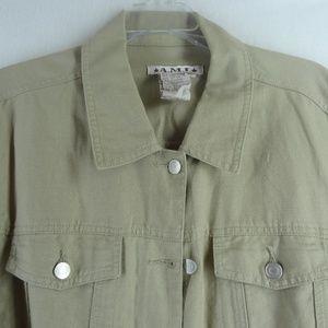 A.M.I. Jean Jacket XL