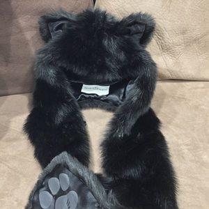 SpiritHood black panther