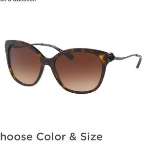 BNWT Coach sunglasses