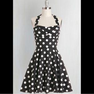 Modcloth Traveling Cupcake Dress
