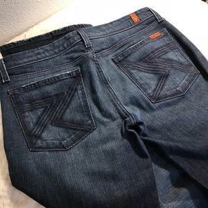 7 for all mankind flyby jeans