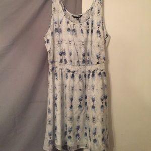 BB DAKOTA 1x knee length dress.
