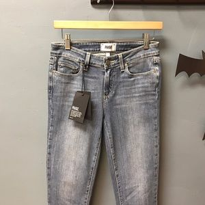 NWT 🎉👖 Paige Verdugo Ankle Skinny Jean in Teagan