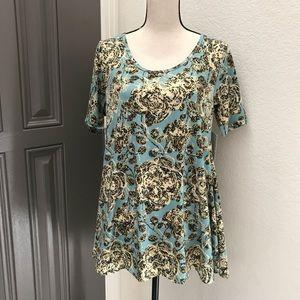 LuLaRoe Shirt Perfect T Women Small NWT NEW Tunic