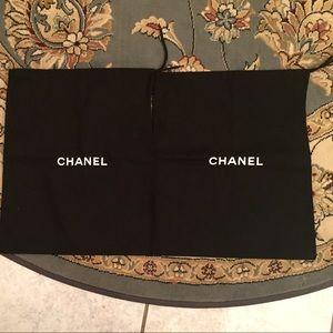 Channel Authentic dust bag
