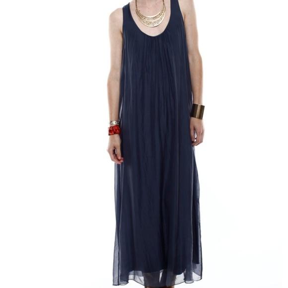 Baci*NWOT*💯%Italian Silk Dress
