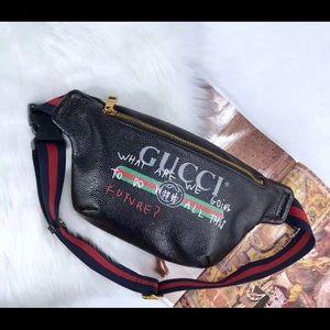Authentic Gucci Waist Bag 2017