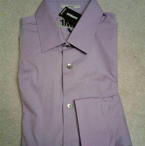 NWT Express Fitted dress shirt, men M