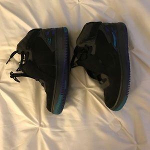 Jordan Aqua shoes