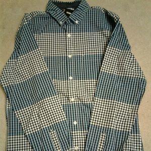NWT Express Casual Button shirt. Men Medium
