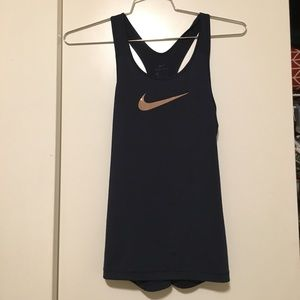 Nike pro, tank top. Size small