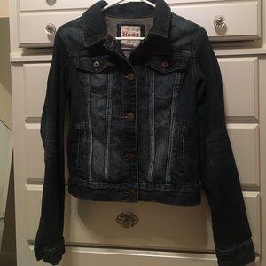Mudd dark wash jean jacket