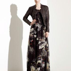 Karen Millen Butterfly Maxi Dress US Size 6