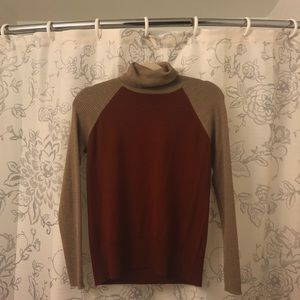 Pendleton turtle neck sweater