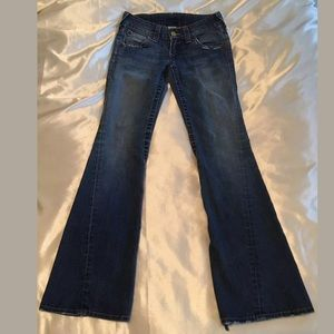 True Religion Joey medium wash rare favorite jeans
