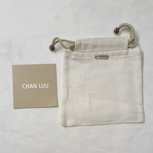 Chan Luu jewelry beaded drawstring pouch Gift bag