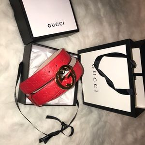 Guccissima Belt for sale size 105CM