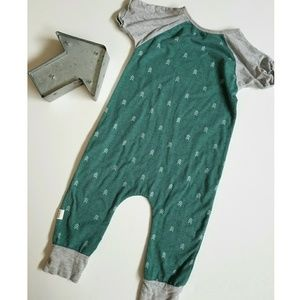 Other - IG Shop Green Arrows Romper