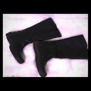 Keen knee high boots